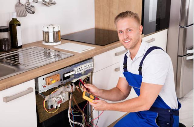 appliance repair complete